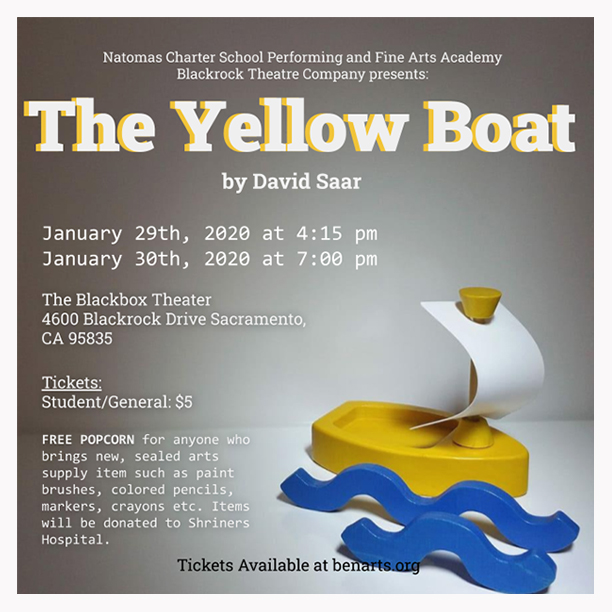 Yellow Boat Tickets